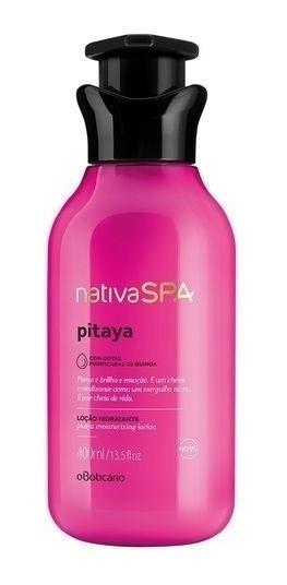 Nativa Spa Loção Hidratante Pitaya, 400ml Boticário