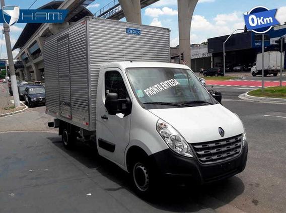 Master Renault Chassi 2019 Com Bau