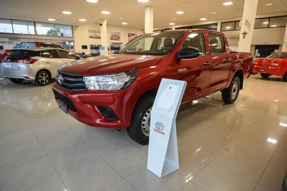 Toyota Hilux 4x4 D/c Dx 2.4 Tdi 6 M/t 2020 0 Km