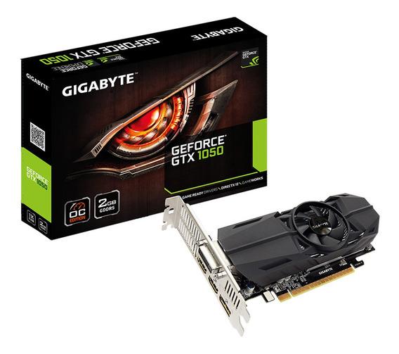 Placa De Video Gigabyte Gtx 1050 2gb Oc Gddr5 Cuotas