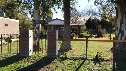 Imagen 1 de 15 de Alquilo Casa En El Campo ( San Miguel Del Monte )