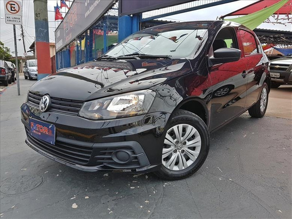Volkswagen Gol Gol 1.0 12v Mpi Totalflex Trendline 4p Manual