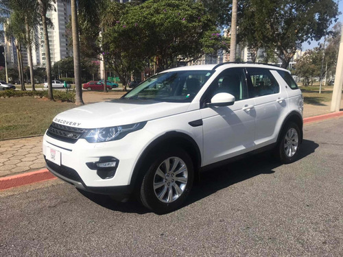 Land Rover Discovery Sport 2.0 Si4 Se 2016