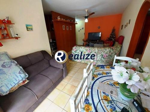 Apartamento De 02 Quartos  Dependência De Empregada  Na Praia Do Morro Guarapari - Es - Ap00841 - 68898369