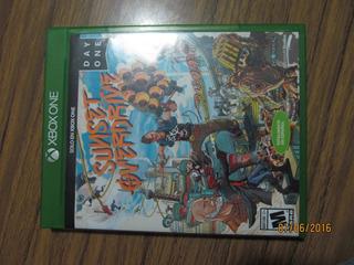 Sunset Overdrive Xbox One, Nuevo, Poco Uso, Vendo O Permuto