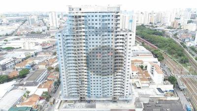 Apartamento Com 3 Dormitórios À Venda, 79 M² Por R$ 553.000 - Barra Funda - São Paulo/sp - Ap4006