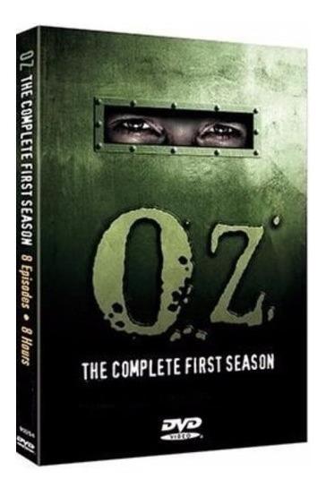 Oz - Série Completa - Dublada - Digital