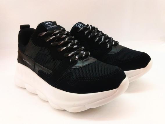 Zapatillas Mujer Viamarte Art 20-503 Zona Zapatos