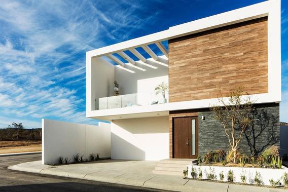 Casa eka En Los Cabos: Nueva, Moderna, 2 Pisos - 226m2 Constr. Eka A7/b1