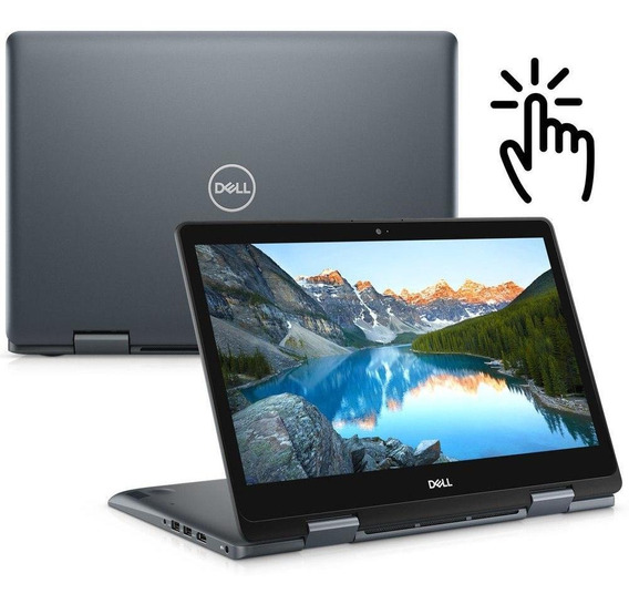 Notebook 2 Em 1 Dell Inspiron 5481 I5 8gb 1tb 14 Touch W10h
