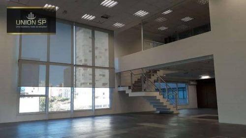 Imagem 1 de 8 de Conjunto Para Alugar, 249 M² - Vila Olímpia - São Paulo/sp - Cj7844