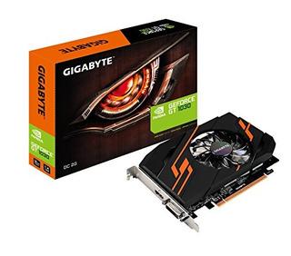 Tarjeta Gráfica Gigabyte Gv-n1030oc-2gi Nvidia Geforce Gt 10