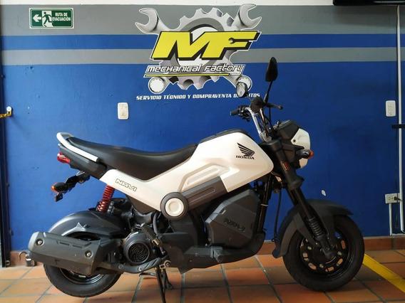 Honda Navi 110 2020 Traspaso Incluido!!