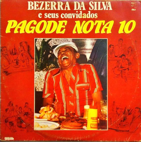 Bezerra Da Silva E Seus Convidados Lp Pagode Nota 10 11510