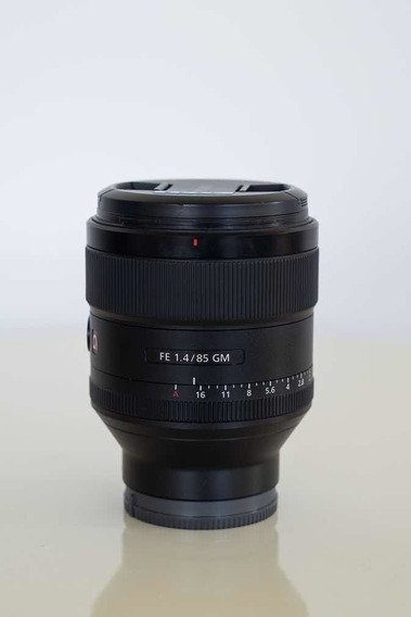 Sony 85mm 1.4