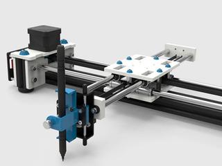 Dibujador Cnc Marcador Pluma Robot