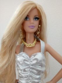 Barbie Collector City Shine Loira