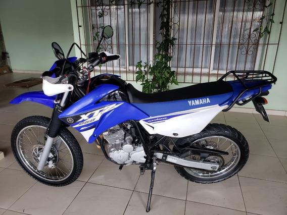 Yamaha Xtz 250 Lander Cross