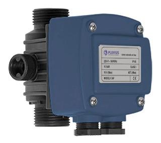 Control Automatico De Presion Pluvius Caf Presurizador