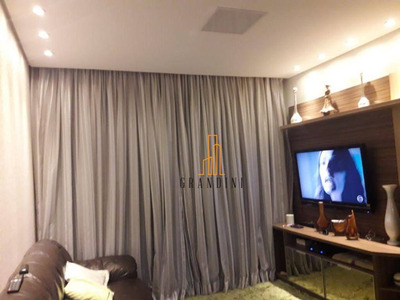 Apartamento Residencial À Venda, Centro, São Bernardo Do Campo. - Ap0884