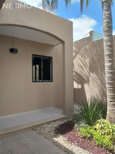 Imagen 1 de 20 de Casa En Venta Ubicada En Santa Fe, Benito Juárez, Quintana Roo