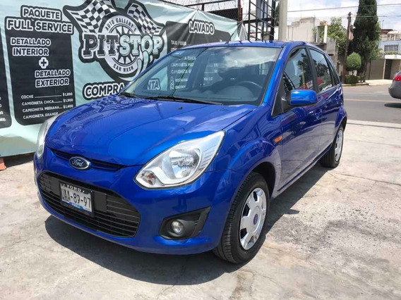 Ford Ikon 1.6 Trend Mt 2014
