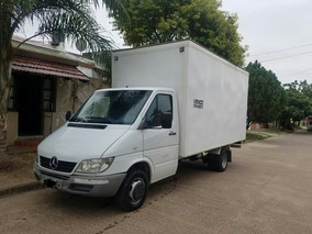 Mercedes Benz Sprinter 2.1 413 Chasis Cab 4025 S-airgab 2008