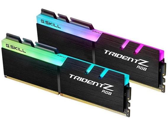 G.skill Tridentz Rgb 16gb (2x8gb) 3200mhz Ryzen/ Intel