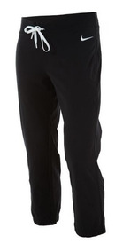 Calça Feminina Nike Jersey Capri Moletom 614922-066