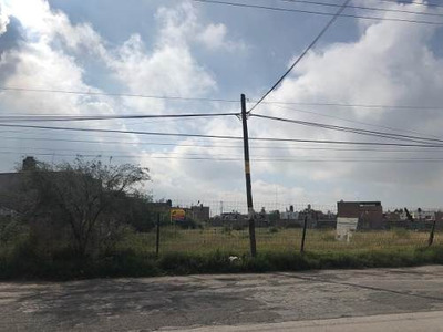 Excelente Terreno En Venta, Industrias, San Luis Potosí