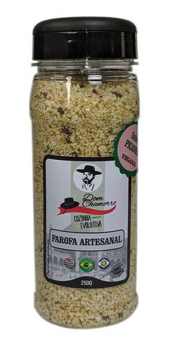 Imagem 1 de 2 de Farofa Artesanal Vegana Sabor Picanha - Dom Chamorro