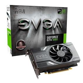 Placa De Vídeo Evga Geforce Gtx 1060 De 3gb Gddr5