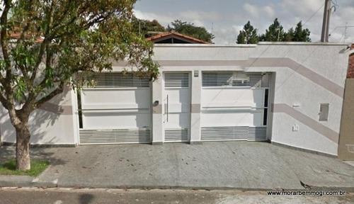 Casa Para Venda Em Mogi Das Cruzes, Vila Oliveira, 3 Dormitórios, 1 Suíte, 1 Banheiro, 3 Vagas - 1640_1-526536