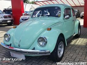Volkswagen Fusca 1300 2p 1983