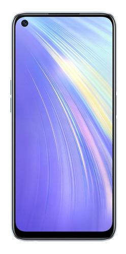 Realme 6 Dual SIM 128 GB blanco cometa 4 GB RAM