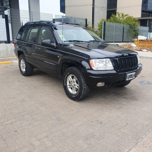 Jeep Grand Cherokee 3.1 Limited 2002