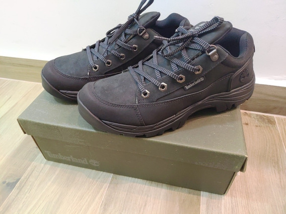 Timberland Tênis Guy Low Preto Tam40-100%original