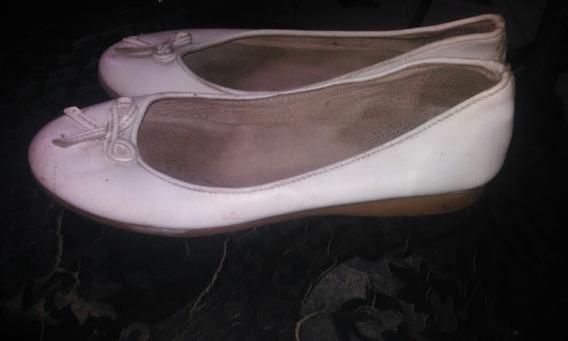 Zapatos Marcel Blancos