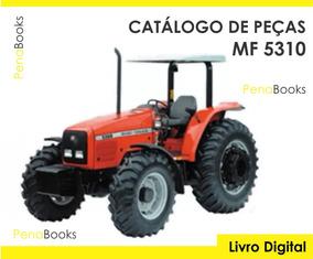 Catálogo Peças Trator Massey Ferguson 5310