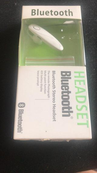 Fone Sem Fio Headset Ideal Musicas E Chamadas