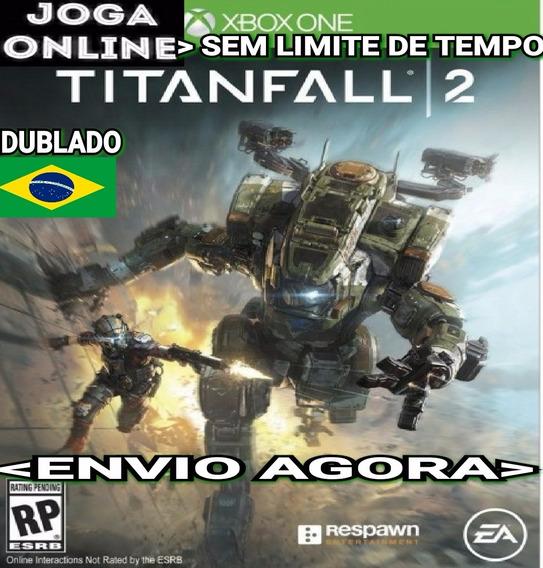 Titanfall 2 Xbox One Online Digital Original Original Ptbr