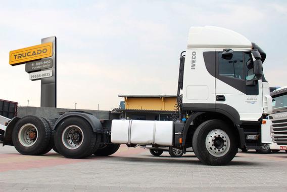 Truck Iveco 480 2013 Cavalinho Traçado Trucado