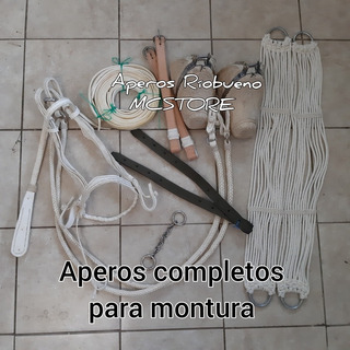 Aperos Para Caballo Aperos Ríobueno Mcstore