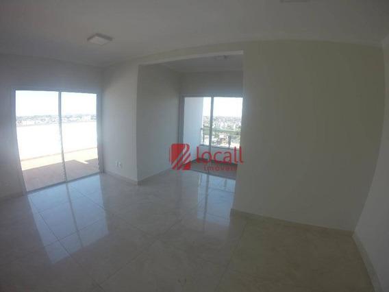 Apartamento Residencial À Venda, Parque Industrial, São José Do Rio Preto. - Ap1067