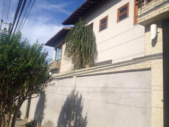 Casa Para Venda Em Volta Redonda, Jardim Normândia, 6 Dormitórios, 2 Suítes, 6 Banheiros, 4 Vagas - 030