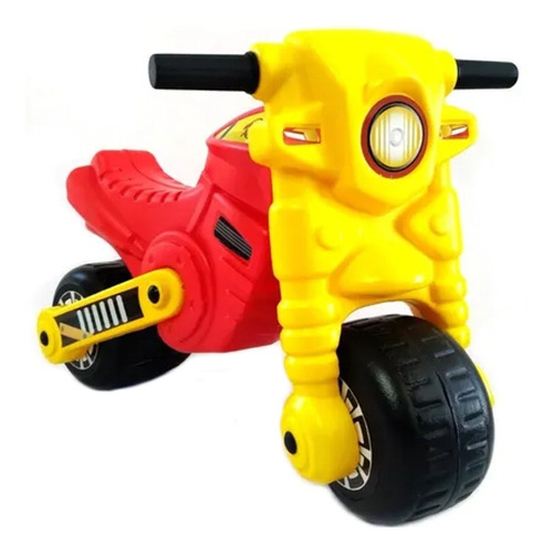 Moto Andarin Pata Pata Xr Pvc Alto Impacto Motito Infantil