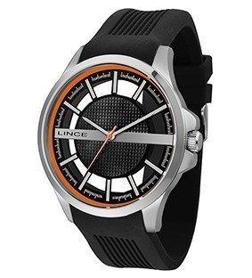 Relógio Masculino Preto Lince Mrp4580s P1px