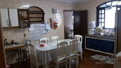 Sobrado Residencial À Venda, Vila Planalto, São Bernardo Do Campo - So17149. - So17149
