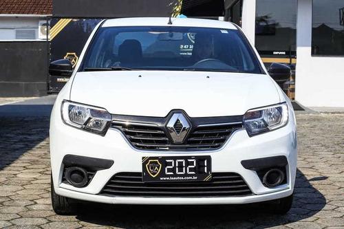 Imagem 1 de 10 de Renault Logan Life 1.0