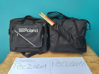 Estuches Funda Roland Spd Sx Nuevo Modelo 2019